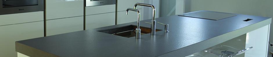 Keukenprijs Per Meter : Keukenblad Per Meter Betonnen en terrazzo keukenbladen